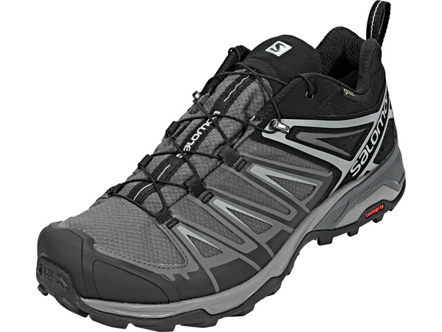 Salomon X Ultra 3 GTX kengät Miehet, black/magnet/quiet shade